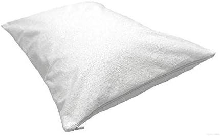 Fundas protectoras de almohadas de 50 X 90 cm, con cremallera ...