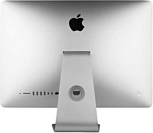 Apple 21.5″ ME699LL/A (Early 2013) iMac Ultra Thin AIO Desktop, FHD IPS Display, Intel Core i3 3.3GHz, 8GB DDR3, 500GB SATA, macOS (Renewed) 31GqYlRR46L