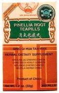 Qing Qi Hua Tan Wan (Pinellia Root Teapills), 200 ct, Min Shan
