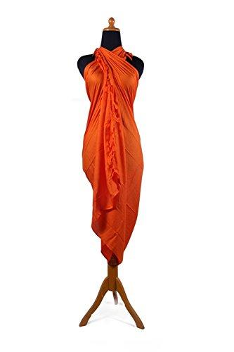 Ciffre Schnalle Uni Copricostume donna Orange TBvFTq