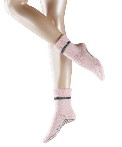 FALKE Damen Socken Cuddle Pads SO, Gr. 35/38, Rosa (sakura)