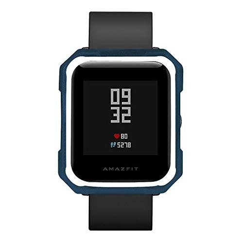 Amazon.com: Lyperkin Huami Amazfit Bip - Funda para reloj ...