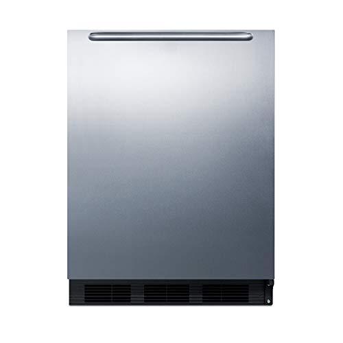 Summit AR5S 24 Inch Wide 5.5 Cu. Ft. Mini Fridge Refrigerator