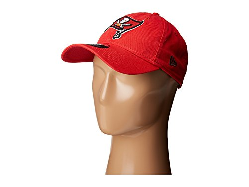 New Era Men's Tampa Bay Buccaneers 9TWENTY Core Red One Size Fits All