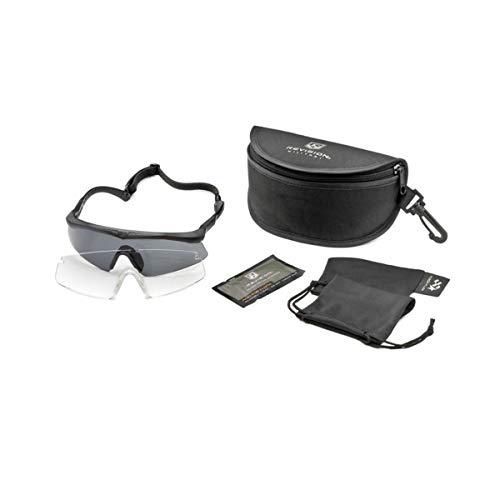 Revision Military Sawfly Military Kit 4-0076-0401 Sawfly Military Kit Black, Multi, Regular (Revision Military Eyewear)