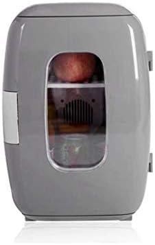 ZWH-ZWH 16Lグレーの半透明のドアポータブルカーラジエーターミニ冷蔵庫 車載用冷蔵庫