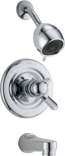 Delta Faucet T17430-SOS Innovations MonitorR 17 Series Tub and Shower Trim, Chrome