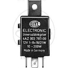 hella electronic flasher unit 4 pin 12 v. Black Bedroom Furniture Sets. Home Design Ideas