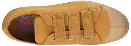 Scratch Safran Mujer Amarillo 0203 para Zapatillas Bensimon Colorso 6aRnqggB