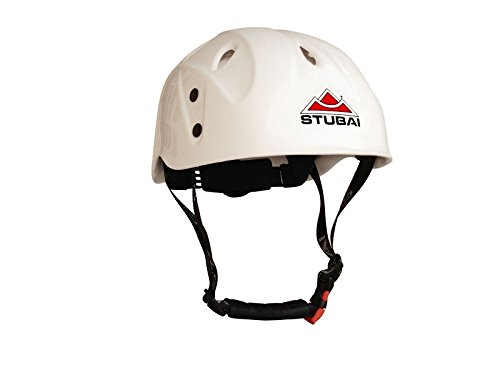 Stubai 900008 Delight Junior Sport Climbing Helmet with Adjustable Fit, White by Stubai
