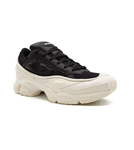 By Uomo F34264 Simons Bianco Tessuto Raf nero Sneakers Adidas FSRdqF