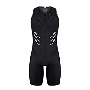ROKA Men's Gen II Elite Aero Sleeveless Triathlon Sport Suit