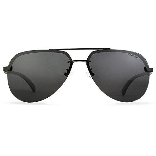 Color De Sol de Sol De De De Gafas Los Moda para De C4 Lentes Moda De Sol LBY Hombres Hombre Reflexivos C1 De Aluminio Gafas Polarizadas Las xwSC1EYq