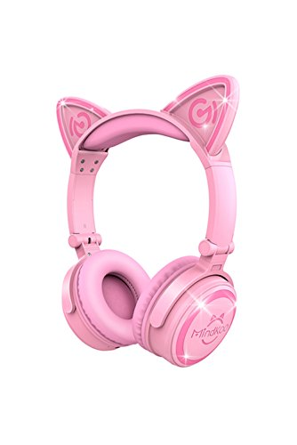 Stereo Earphone for iPhone 5 (Pink) - 5