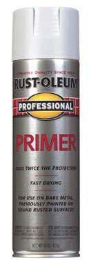 Gray Primer High Performance Professional Spray Paint Enamel 7582-838 [Set of 6]
