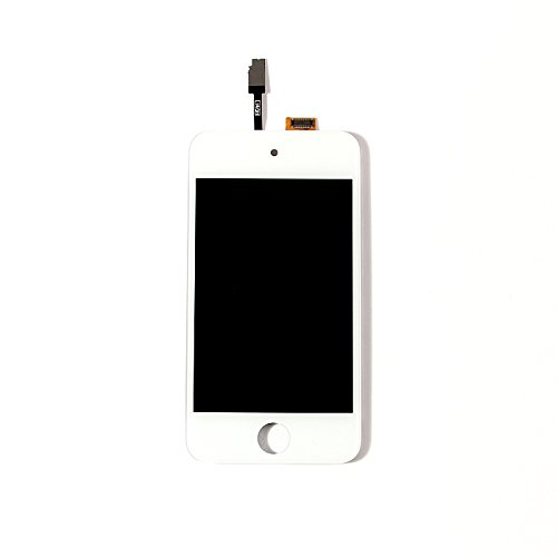 LCD Digitizer Touch Screen Display for iPod Touch 4th Gen - White A1367 Replacement Repair Part