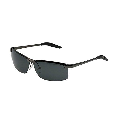 de Gafas DT Hombres 1 Sol Sol polarizadas Conducción de Espejo Hombres los de de Gafas Color 1 de los YUrwYOpq