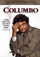 New Universal Studios Columbo The Complete First Season 5 Discs Television Box Sets Product Type (Columbo First Season Dvd)