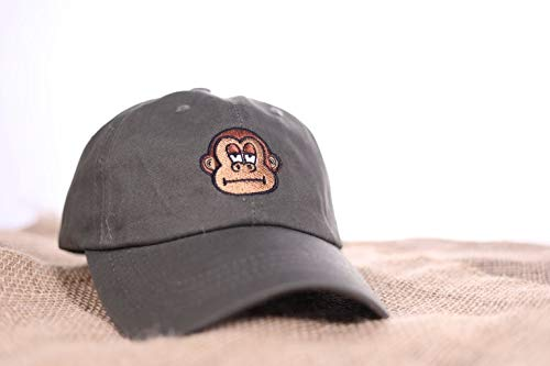 a93d8fd3c4b255 Amazon.com: Mitch Dad Hat - Olive: Handmade