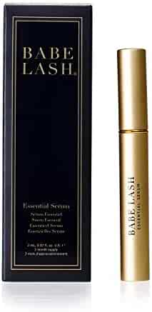 Babe Lash Eyelash Serum 2mL POWERFUL Brow & Lash Enhancing Formula for Beautiful, Strong Lashes