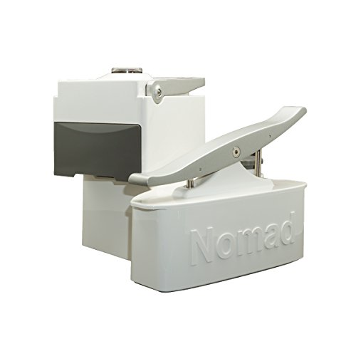 UniTerra Nomad Espresso Machine, Silk White