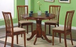 Coster Dining Table (light Brown)