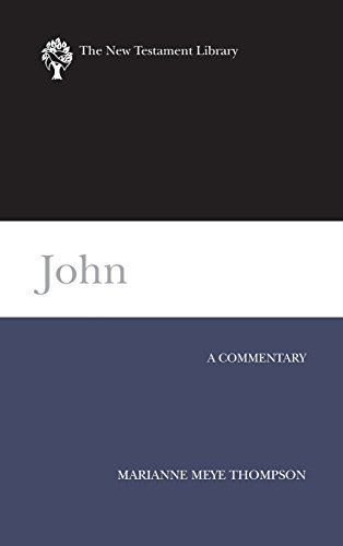 John: A Commentary (New Testament Library)