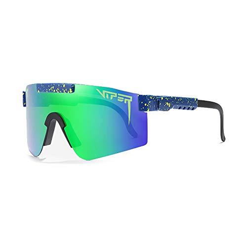Pit Viper Sunglasses for Men/Women-Original,Polarized,Ski Snow Goggles,Outdoor Cycling Glasses, Polarized Bicycle Sunglasses Golf Sports Fishing Ski Running Bike Eyewear