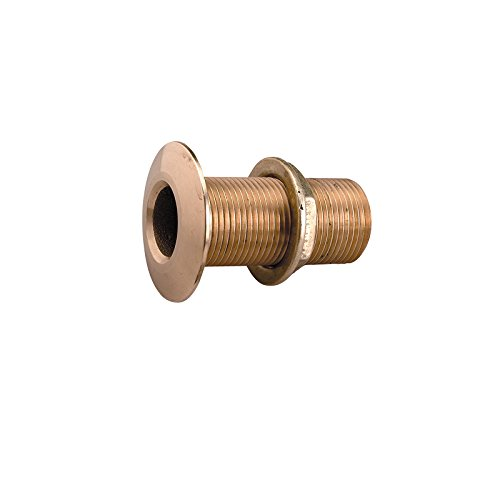 Perko 0322DP7PLB Thru-Hull Connection for Pipe, (Thru Hull Connections Bronze)