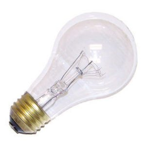 Industrial Performance 50924 - 50A/CL 24V Low Voltage Light Bulb