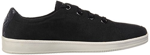 Mujer Para black Skechers Ave White Negro City inner Bkw Zapatillas Madison rrxnqp