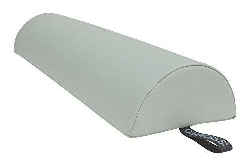 "Oakworks 56448-T22 Half-Round Bolster, 8"", Sage Upholstery"