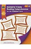 Nonfiction Reading Comprehension for the Common Core Grd 4, Heather Wolpert-Gawron, 1420638254