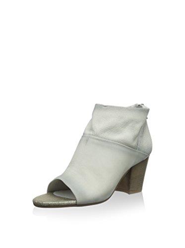 CAFèNOIR Qnd126 - Zapatos abotinados Mujer Marfil