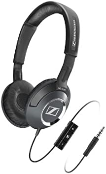 Sennheiser HD 218i On-Ear Stereo Headphones