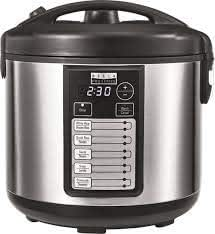 Amazon.com: Bella Pro Series 20-Cup Rice Cooker (Stainless