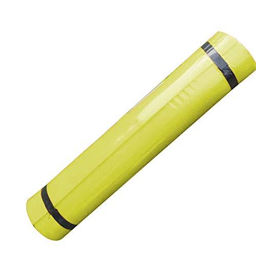 FEDBNET All Purpose Yoga Mat,EVA High Density Non-Slip Exercise Pure Color Folding Gymnastics Mat Exercise Yoga Mat Pad Non-Slip Lose Weight Waterproof Sport Mat Exercise Moisture-Proof Pad