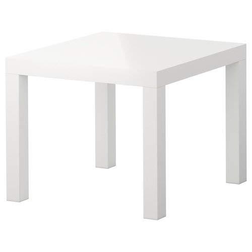 Ikea Lack High Gloss Side Table Coffeeend Display Square
