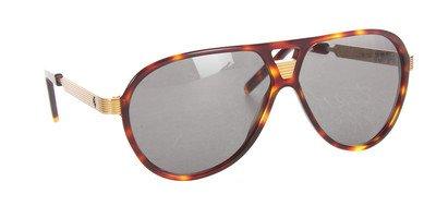 Spy Optic Jump Sunglasses - Shiny Gold Tortoise w/ Grey Lens - Brand New - Limited - Spy Sunglasses New
