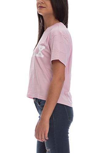 Cipria Basic shirt Pyrex Donna T Corta 34222 taxqA