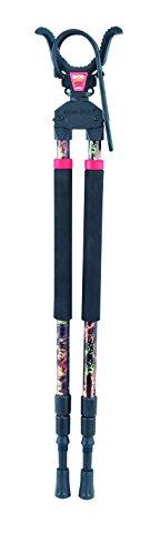 Bog-Pod-SB-2-Sportsmans-Bipod-Shooting-Sticks-21-to-40-Swivel-Head-All-Terrain-Feet