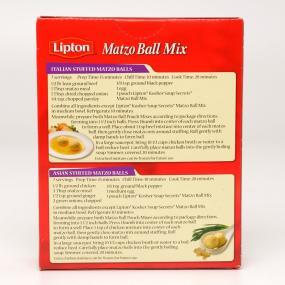Amazon.com : Lipton Secret Soups Matzo Ball Mix, 4.5 Ounce (Pack of 12