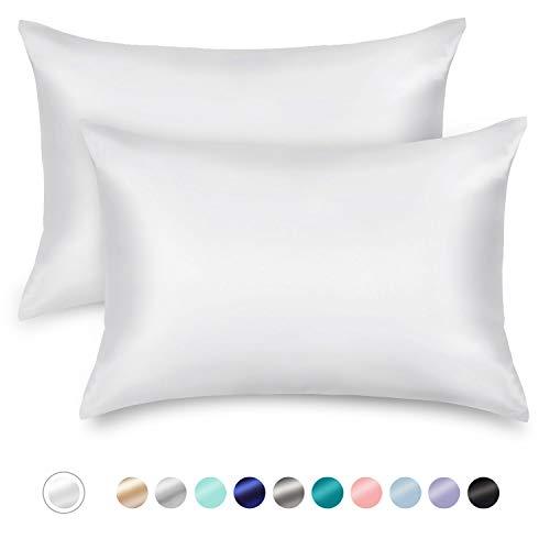 ZAMAT Silky Satin Pillowcases