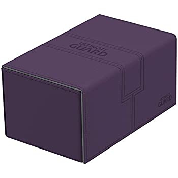 Purple Free Shipping FLIP/'n/'TRAY XENOSKIN™ Deck Case Box 100+