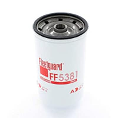 FLEETGUARD FF5381 483GB470M, Fuel Filter, Mack: Industrial & Scientific
