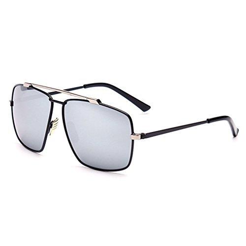 A-Royal High-Grade Mens Colorful Fashion Retro Cycling Warfarer sunglasses(C3) Peppers Wrap Around Sunglasses