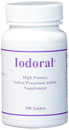 (OPTIMOX Iodoral High Potency Iodine Potassium Iodide Thyroid Support Supplement)