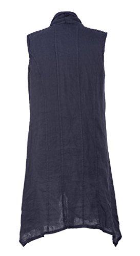 TEXTUREONLINE - Camisas - para mujer azul marino