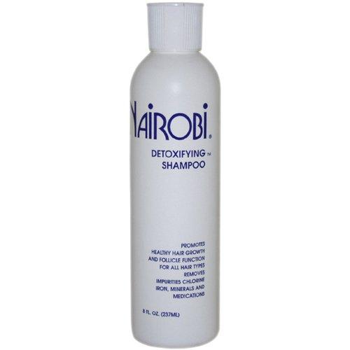 Detoxifying Shampoo By Nairobi for Unisex, 8 Ounce (Nairobi Hair Shampoo)
