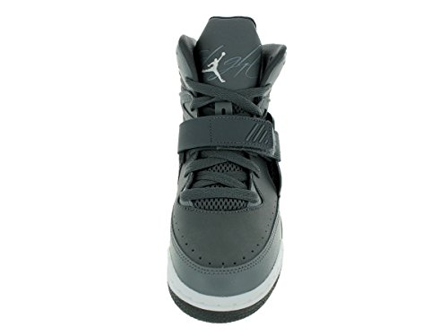 b2d3d0ca821 Nike Jordan Flight 97 BG 654978-004 Kids Grey Shoes Size  4 UK   Amazon.co.uk  Shoes   Bags